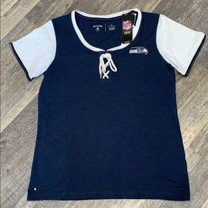Seattle Seahawks Women's Shirt Large